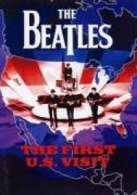 Cover The Beatles - The First U.S. Visit [DVD]